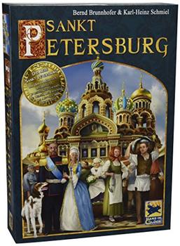 Sankt Petersburg board game