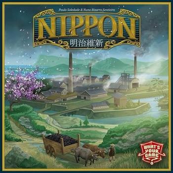 Nippon board game