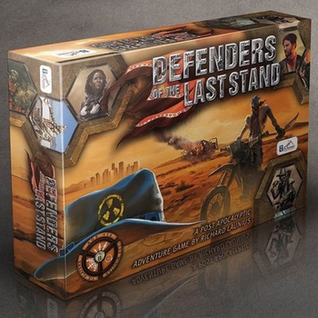 Defenders Of The Last Stand Board Game board game