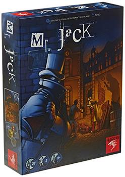 Mr. Jack board game