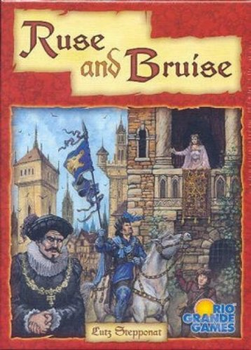 Ruse and Bruise board game