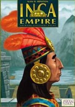 Inca Empire board game