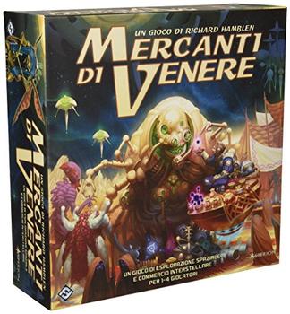 Merchant of Venus: Second Edition board game