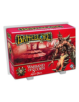 BattleLore (Second Edition): Warband of Scorn Army Pack board game