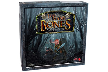 Too Many Bones board game