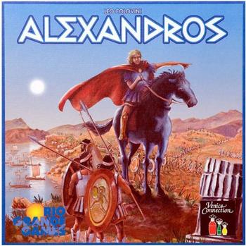 Alexandros board game