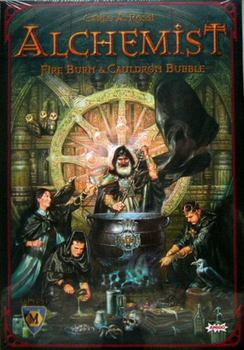 Alchemist board game