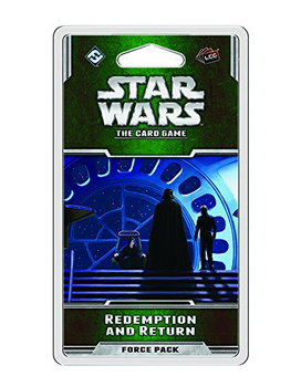 Star Wars: The Card Game - Redemption and Return Force Pack board game