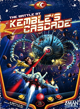 The Battle at Kemble's Cascade board game