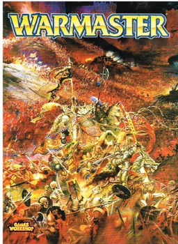 Warmaster board game