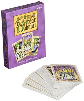 The Great Dalmuti board game