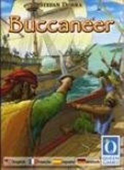 Buccaneer board game