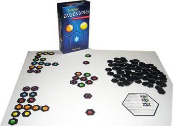 Simply Ingenius Board Game board game