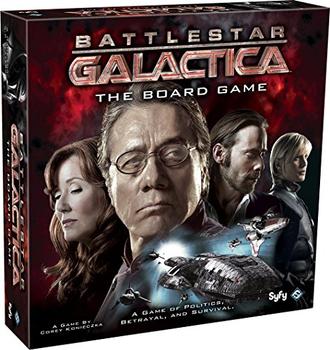 Battlestar Galactica: The Board Game board game