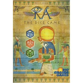 Ra: The Dice Game board game