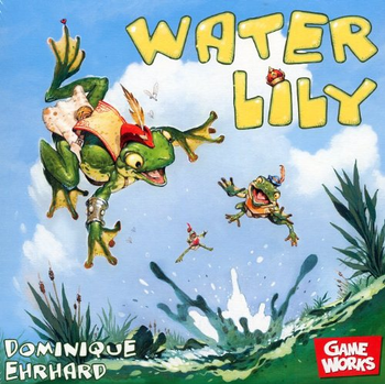 Water Lily board game