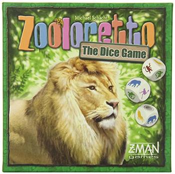 Zooloretto: The Dice Game board game