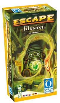 Escape: Illusions board game