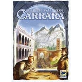 The Palaces of Carrara board game