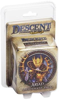 Descent: Journeys in the Dark 2nd Edition - Ariad Lieutenant Pack board game