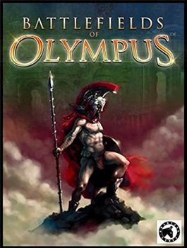 Battlefields of Olympus board game