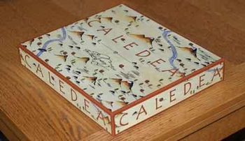 Caledea: The Epic Strategy Game board game