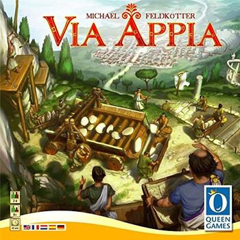 Via Appia board game
