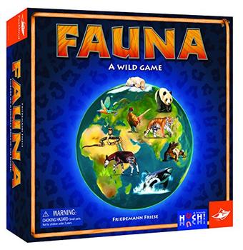 Fauna board game
