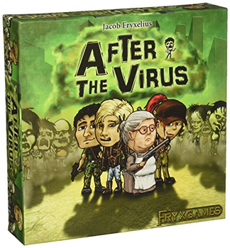 After The Virus board game