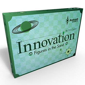 Innovation: Figures in the Sand board game