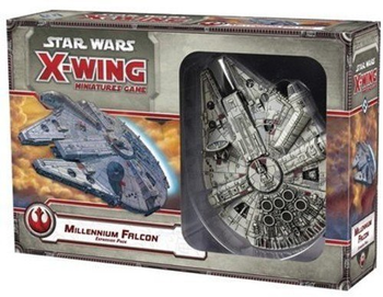 Star Wars X-Wing: Millennium Falcon board game