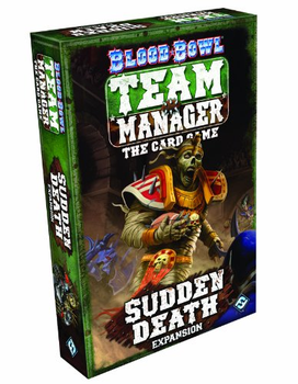 Blood Bowl: Team Manager – The Card Game: Sudden Death board game