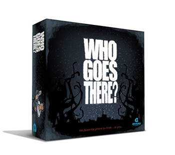 Who Goes There? board game