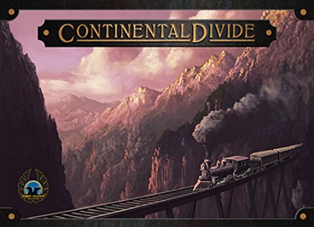Continental Divide board game