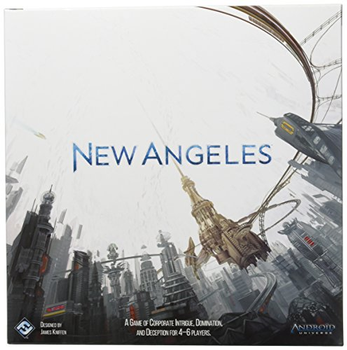 New Angeles board game