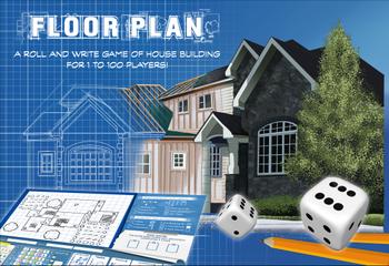Floor Plan board game