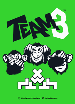 TEAM3 GREEN board game