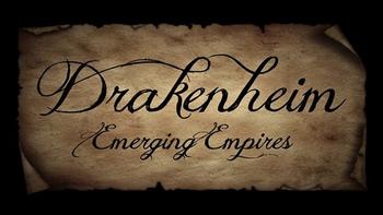 Drakenheim: Emerging Empires board game