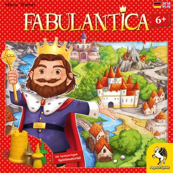 Fabulantica board game