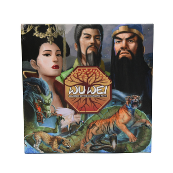 Wu Wei: Journey of the Changing Path board game