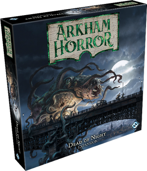 Arkham Horror (Third Edition): Dead of Night board game