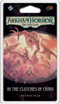 Arkham Horror: The Card Game - In The Clutches of Chaos board game