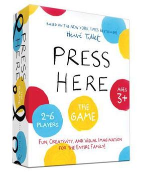 Press Here board game