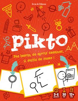 Pikto board game