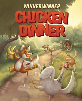 Winner Winner Chicken Dinner board game
