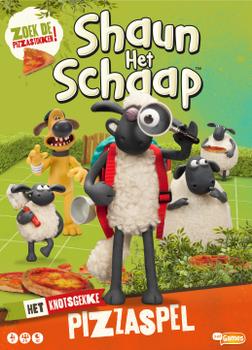 Shaun het schaap: Pizzaspel board game