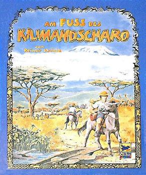 Am Fuß des Kilimandscharo board game