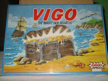 Vigo board game