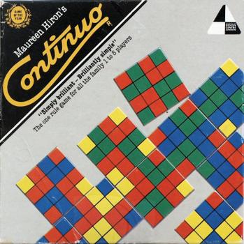 Continuo board game