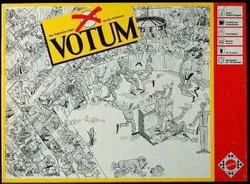 Votum board game